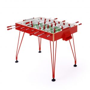 Football table red