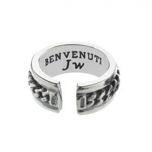 Osvaldo Benvenuti l JW92 – Catena Ring