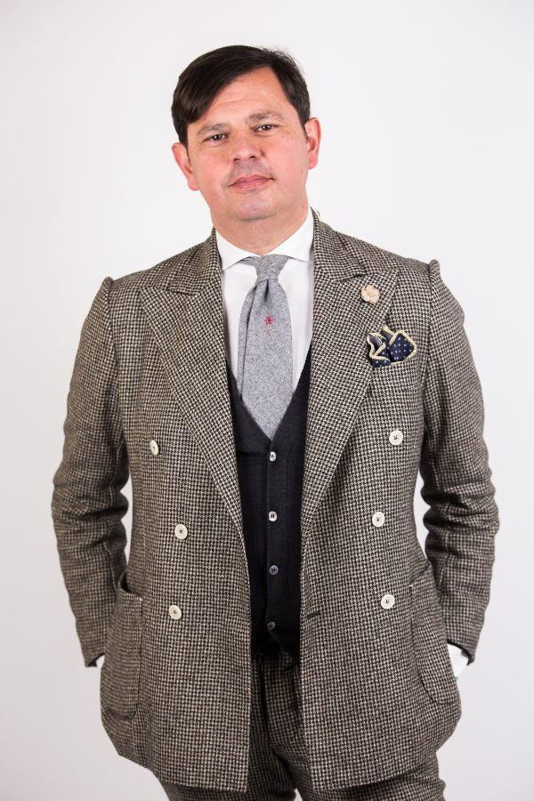 Angelo Inglese, CEO of G.Inglese